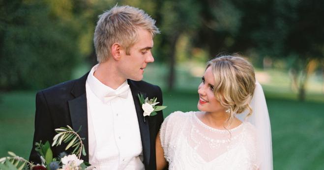 Congratulations, Mr. & Mrs. Nelson!