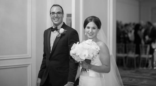 Congratulations, Mr. & Mrs. Aires!