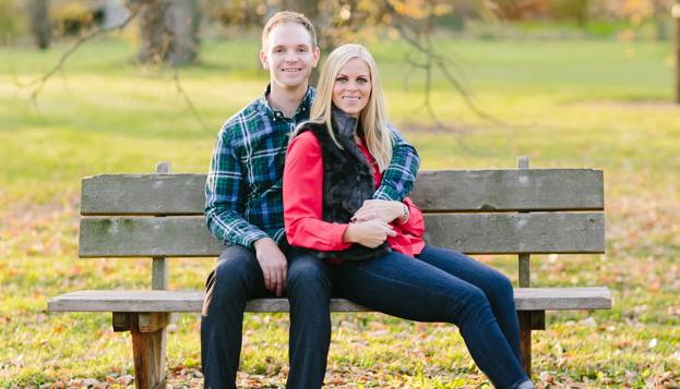 Congratulations, Colleen & Thomas!