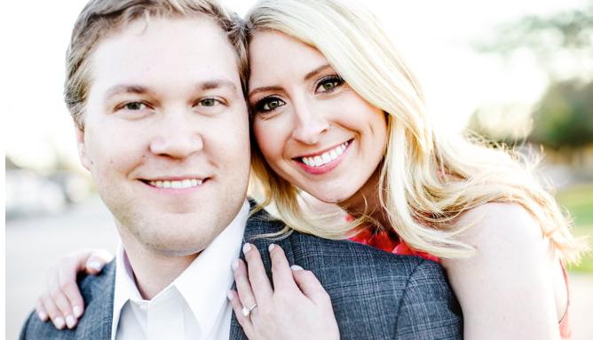 Congratulations, Emily & Benjamin!