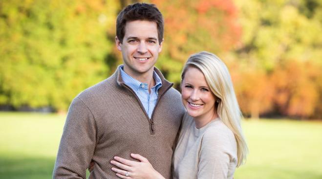 Congratulations, Megan & Andrew!
