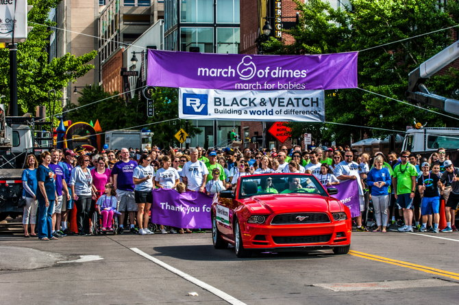 March of Dimes – March for Babies