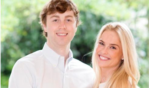 Congratulations Alison & Hunter!