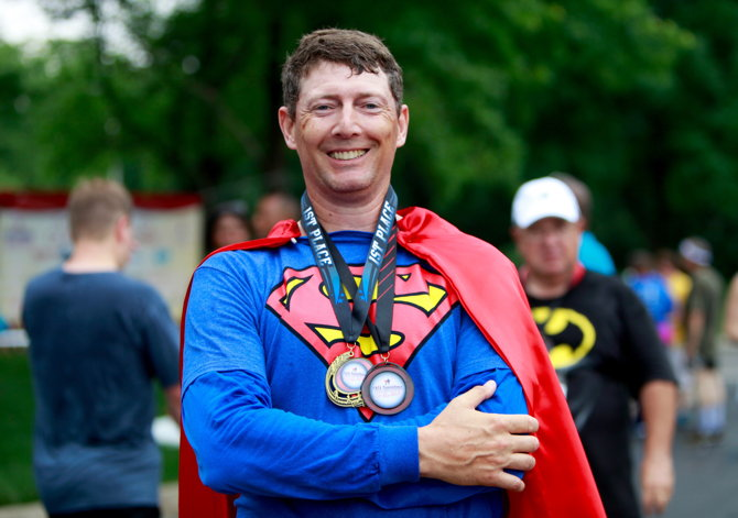 CASA SuperHero 5K Run/Walk