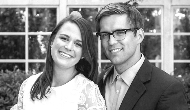 Congratulations, Ada & Robert!