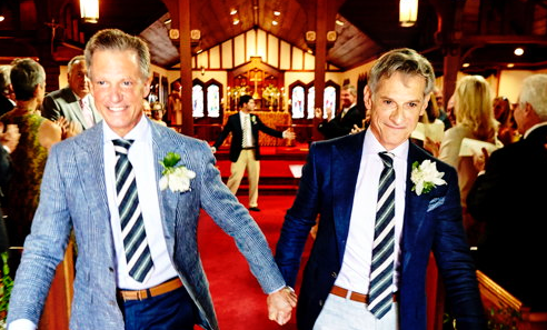 Congratulations, John & Paul!