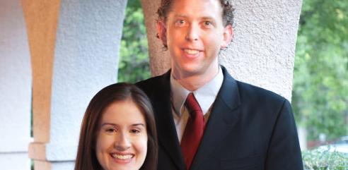 Congratulations, Beth & Aaron!
