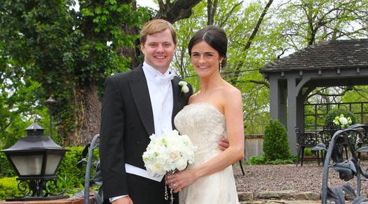 Congratulations, Mr. & Mrs. Reintjes