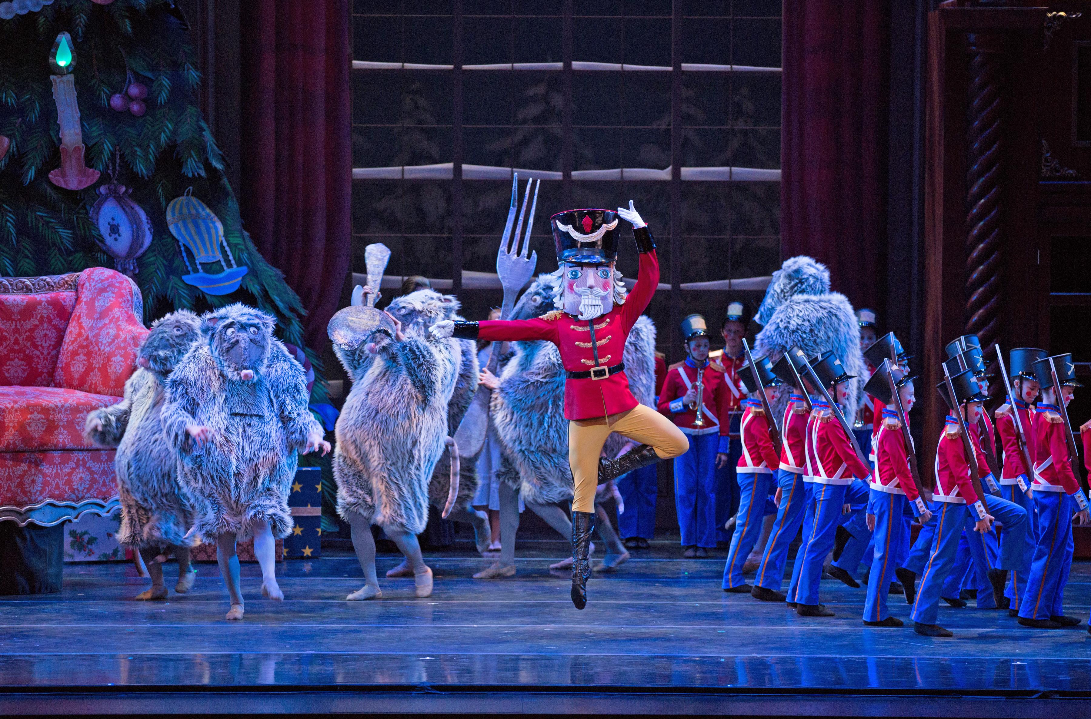 IN REVIEW: KC Ballet's new 'Nutcracker' is boisterous, busy, dazzling fun