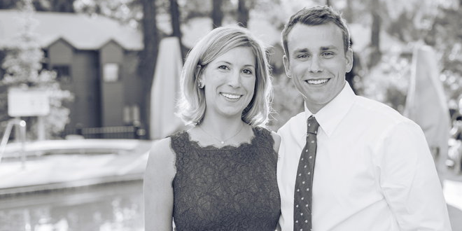 Congratulations, Laura & Jon!
