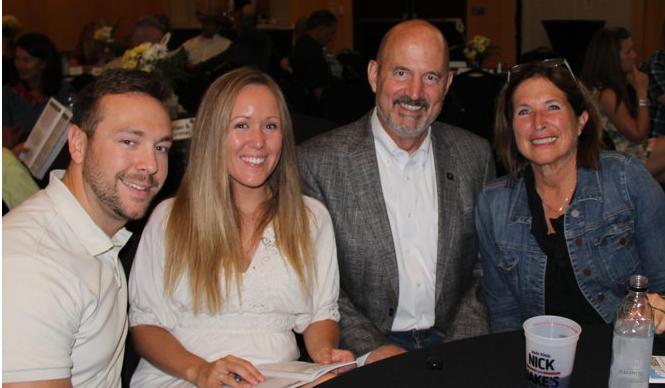 Cheers to Volunteers! – Deb Grimes & Ken Selzer