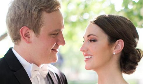 Congratulations, Mr. & Mrs. Sorenson!