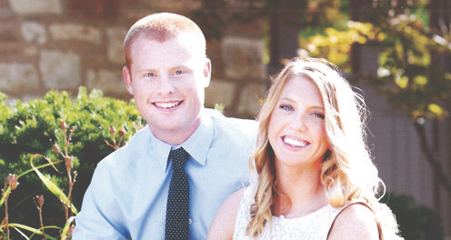 Congratulations, Liz & Cole!