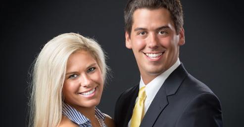 Congratulations, Katherine & Nick!