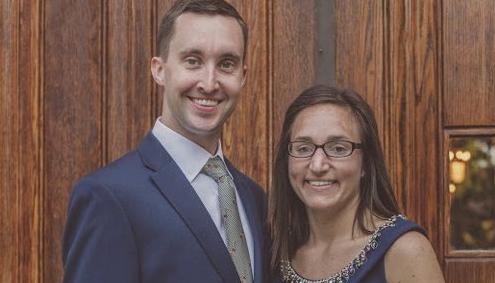 Congratulations, Pamela & Richard!