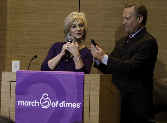 March of Dimes – March for Babies Corporate Kick-Off