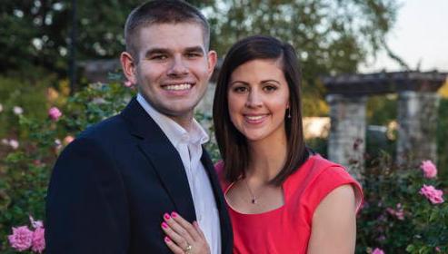 Congratulations, Sarah & Andrew!