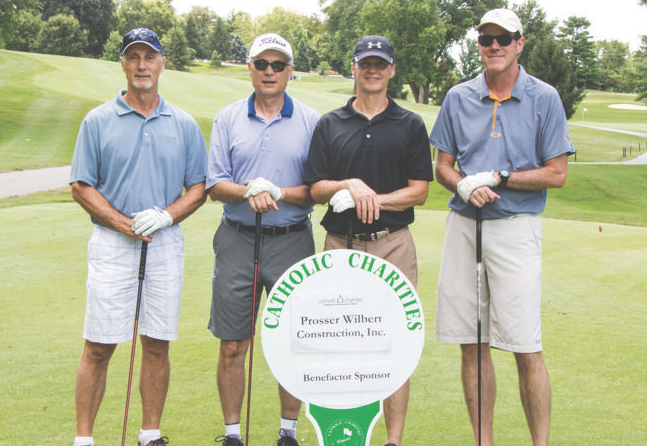 35th Annual Ben and Betty Zarda Family Golf Classic