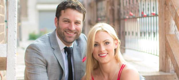 Congratulations, Ashlie & Andrew!