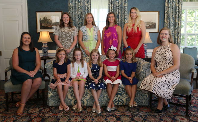 The Belles of the American Royal – Presidents' Tea