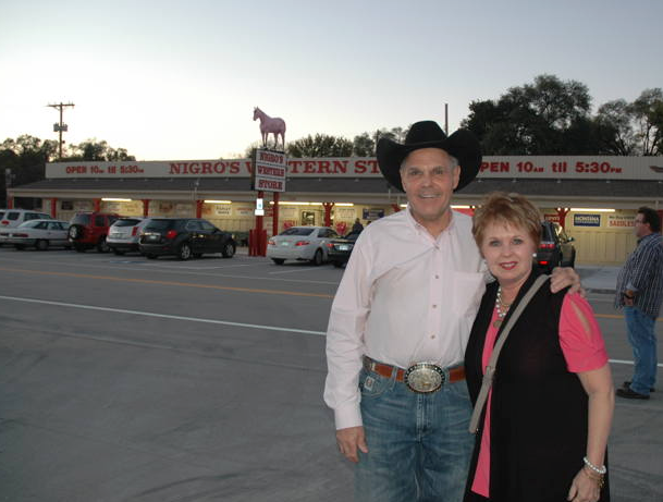 Giddy Up for Boots and Breast Cancer