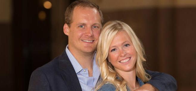 Congratulations, Kathryn & Chris!
