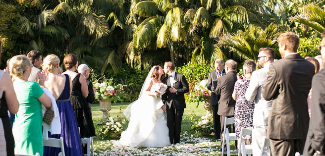 Congratulations, Mr. & Mrs. Osmundsen!