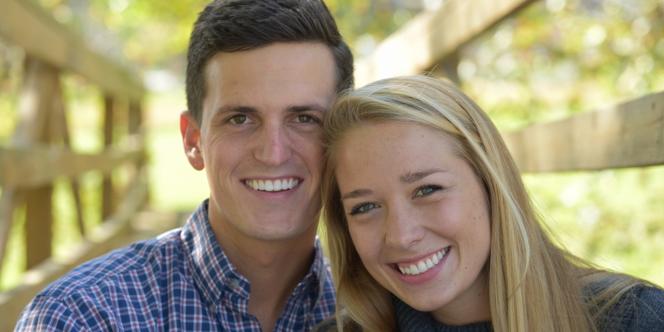 Congratulations, Jenny & Tommy!