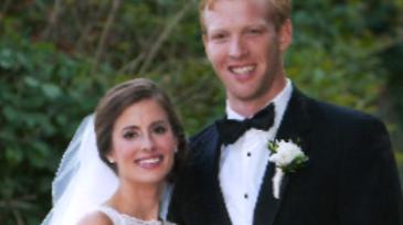 Congratulations, Mr. & Mrs. Freeman!