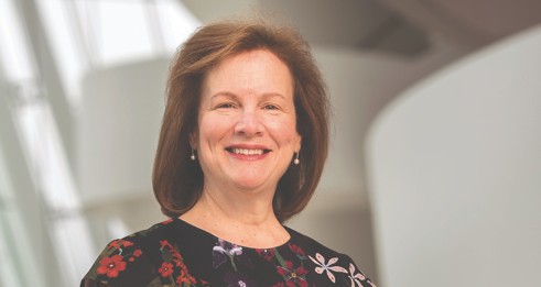 The Jewel Ball Chairman – Nancy Dreyer Sachse