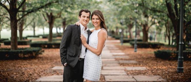Congratulations, Anna & Charles!