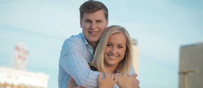 Congratulations, Taylor & Brett!