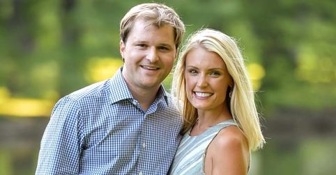 Congratulations, Brittany & Clark!
