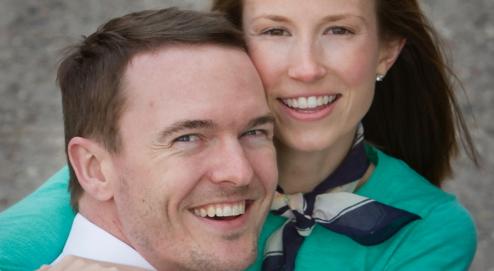 Congratulations, Betsy & John!