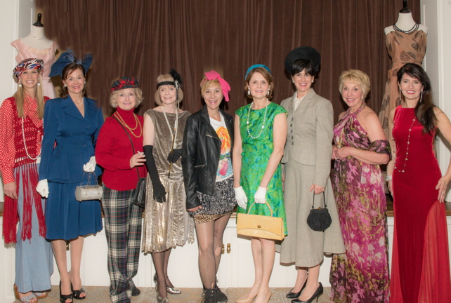 Kansas City Young Matrons – 100 Years of Fashion