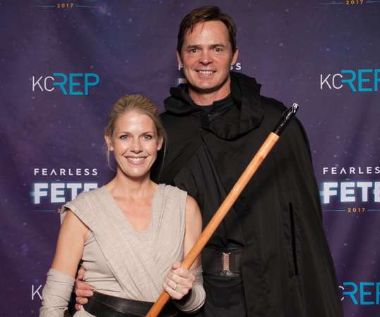 KC Repertory Theatre – A Fearless Fête
