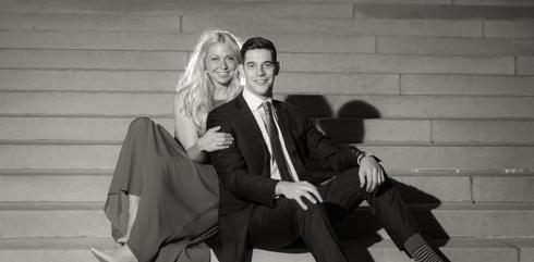 Congratulations, Kristen & Mike!