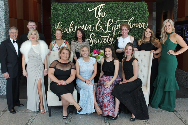 "Leukemia & Lymphoma Society – 29th Annual Ball, ""Tribute"""