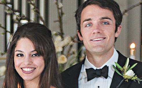 Congratulations, Vanessa & Dan!