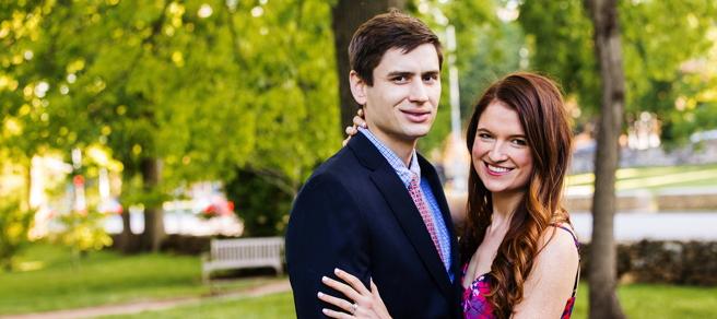 Congratulations, Karah & Andrew!