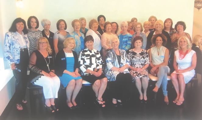 DIRECTORS OF PHILANTHROPY – Johnson County Young Matrons
