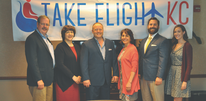 DIRECTORS OF PHILANTHROPY – Take Flight KC