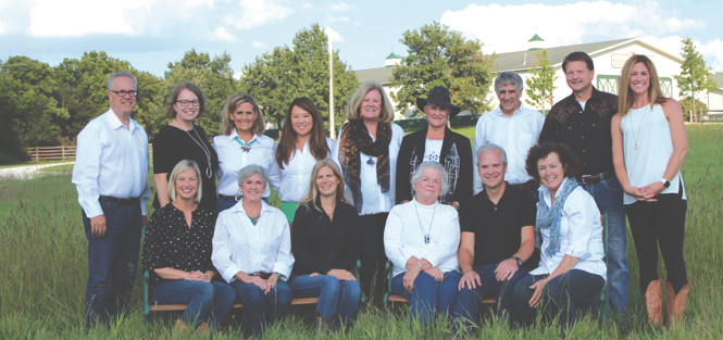 DIRECTORS OF PHILANTHROPY – Heartland Therapeutic Riding, Inc.