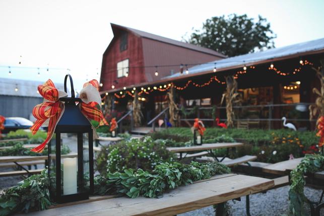 The Farmer's House – Fall Feast