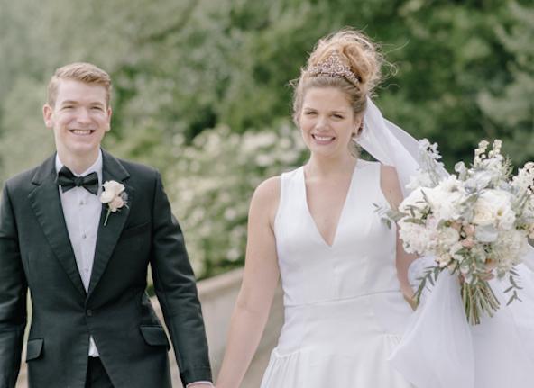 Congratulations, Mr. & Mrs. Munyard!