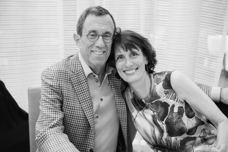 Congratulations, Kathleen & Marshall!