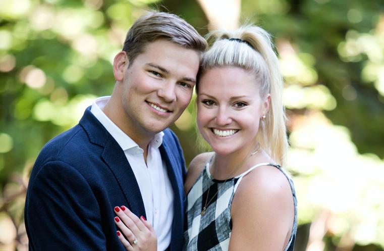 Congratulations, Maggie & Zach!