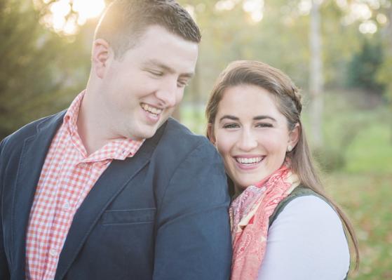 Congratulations, Amy & Kirk!