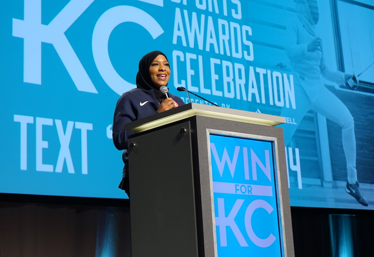 WIN for KC – Women's Sports Award Celebration