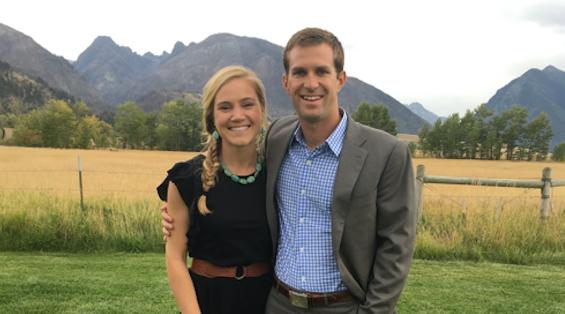 Congratulations, Anna & Buck!